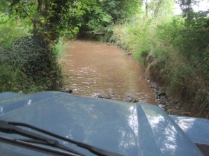Ford in Shropshire